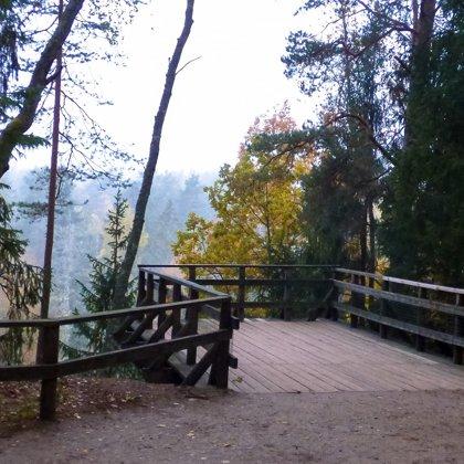 Katrs rudens Līgatnes dabas takās ir īpašs laiks