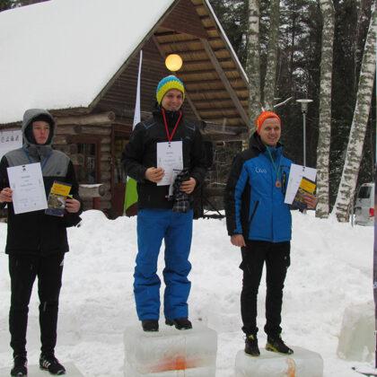 """""""Aļņu"""" grupas uzvarētāji veica 11 km distanci"""